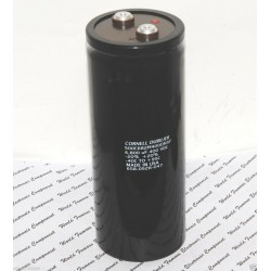 美國CDE 6800uF (6800µF) 400V 500C682M400DN5F 鎖螺絲型 濾波電容