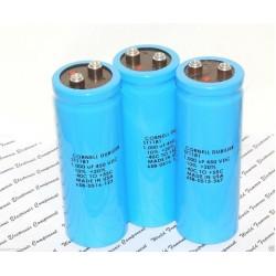 美國CDE 1000uF 450V ST1181 鎖螺絲型 濾波電容