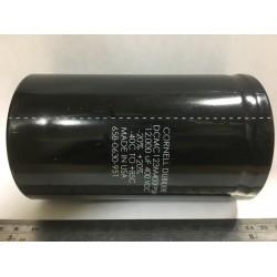 美國CDE 12000uF (12000µF) 400V DCMC123M400FP5H 鎖螺絲型 濾波電容