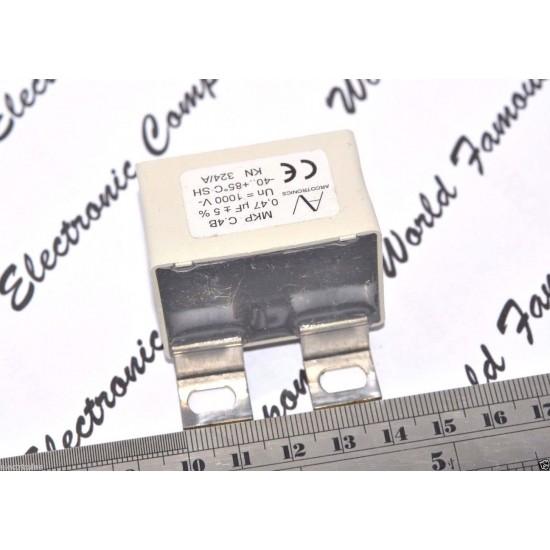 ARCOTRONICS SNUBBER MKP 0.47uF 1000V 5% (MKP C.4B) 電容