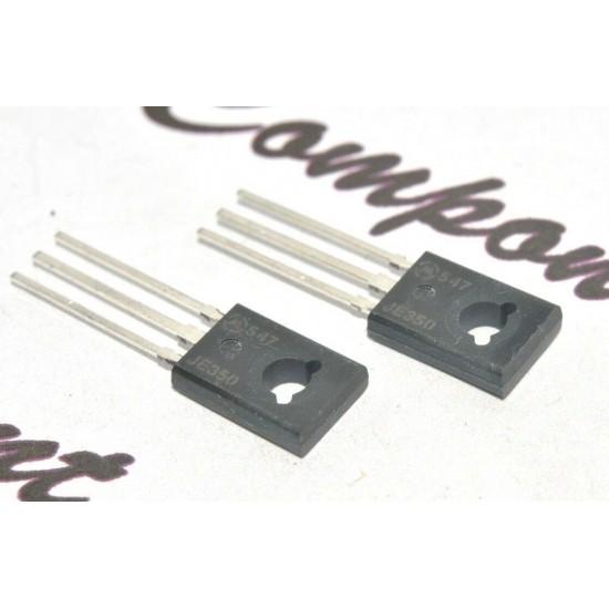 1對 - MOTOROLA MJE340 / MJE350 電晶體 原廠正品