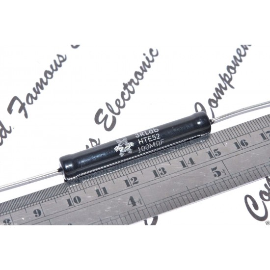 3RLab HTE52 10M 1% 5W 15KV 厚膜高壓無感電阻
