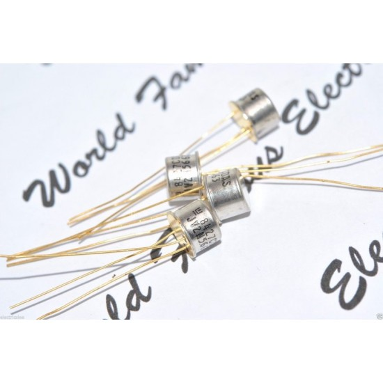 2N5663 Gold-Pin 電晶體 1顆1標