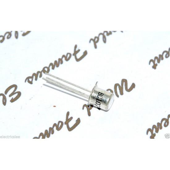 BC107 電晶體 NOS 1顆1標