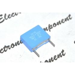 1個 - PHILIPS MKT372 0.15uF 100V 5% 腳距:10mm 金屬膜電容