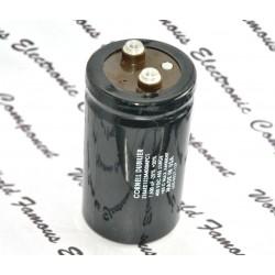 美國CDE 1500uF (1500µF) 400V 3186ED152M400MPC1 鎖螺絲型 濾波電容