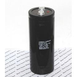 美國CDE 8200uF (8200µF) 400V DCMCE1672 鎖螺絲型 濾波電容