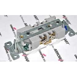 美國 COOPER 商用級插座 BR15W 125V 15A NEMA 5-15 (DUPLEX型)