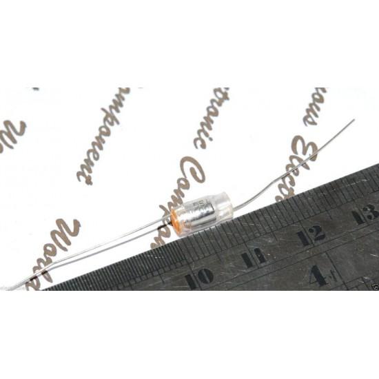 TSC 100P (100pF) 50V 5% Polystyrene (PS) 臥式電容