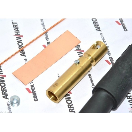 COOPER E1015-8331 150A Cam-Lok J Powe 黑色 大電流電源母頭