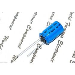 VISHAY PHILIPS  BCcomponents 電解電容 165 100uF 50V 12.5*20mm 腳距:5mm 耐溫125度