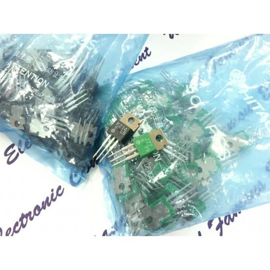 1對 - HITACHI 2SJ77 + 2SK214 電晶體 原廠正品