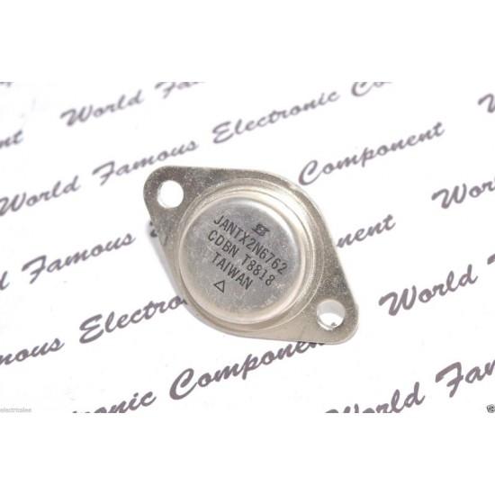 2N6762 / JANTX2N6762 TO-3 電晶體 1顆1標