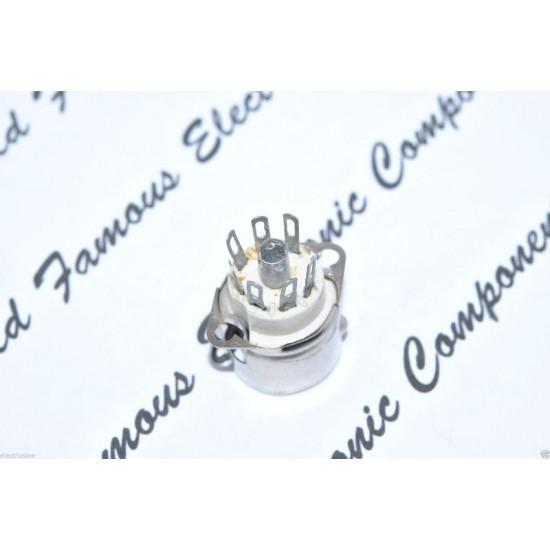 7 Pin Mini 陶瓷真空管座 -1顆1標