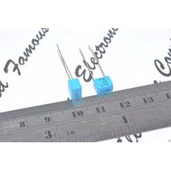 德國 ERO KP1830 6800P 63V 2.5% 腳距:5mm 金屬膜電容器