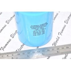 美國CDE 4800uF (4800µF) 350V DCMX482U350DC2B 鎖螺絲型 濾波電容