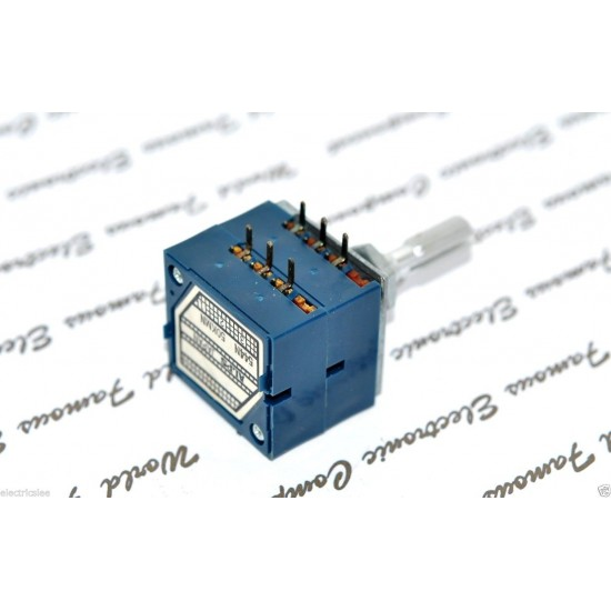 ALPS RK27 50KMN 平衡用 多齒型 VR 雙聯 可變電阻 日本製 NOS