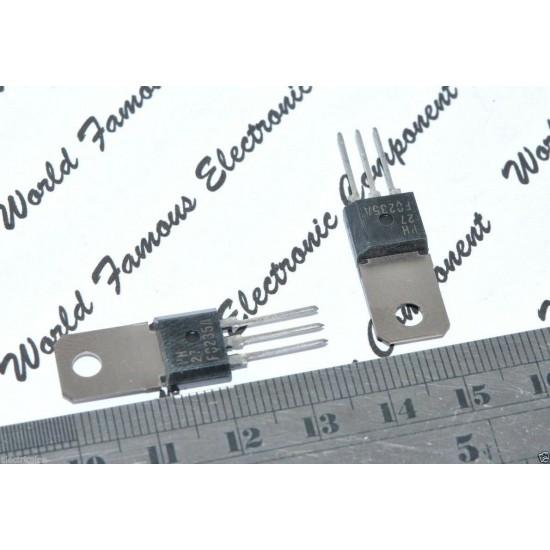 1 x PHILIPS BFQ235A NPN 70V 0.3A 電晶體