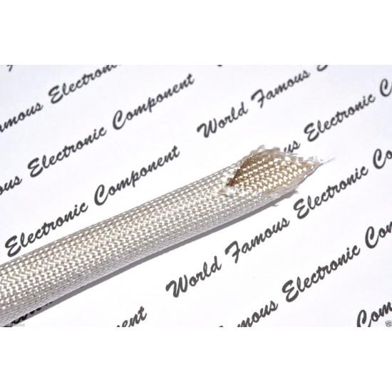 1公尺-Manhattan F240-1 (7.47mm) 240°C 玻璃纖維 耐高溫套管