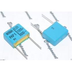 德國WIMA FKP1 0.01uf 1000V 5% 腳距:15mm 金屬膜電容