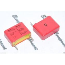 德國WIMA FKP1 0.01uF 630V 腳距:15mm 金屬膜電容器