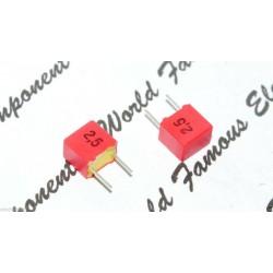 德國 WIMA FKP2 0.01uf (0,01µF 10nF) 63V 2.5% 腳距:5mm Polypropylene Capacitor 金屬膜電容器