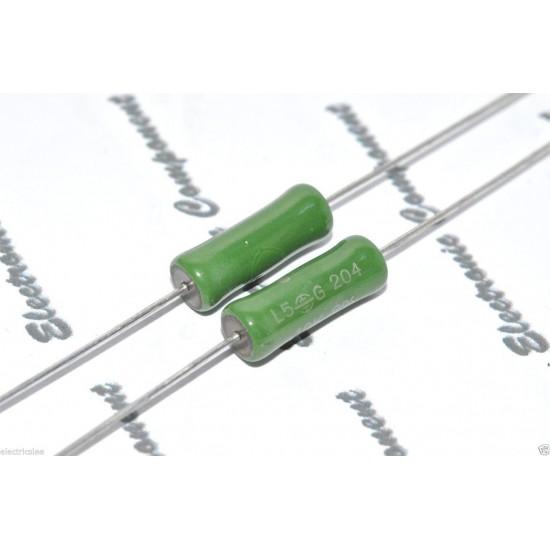 DRDRALORIC G204 6.8K (6K8) 7W 2% 精密繞線電阻 1pcs