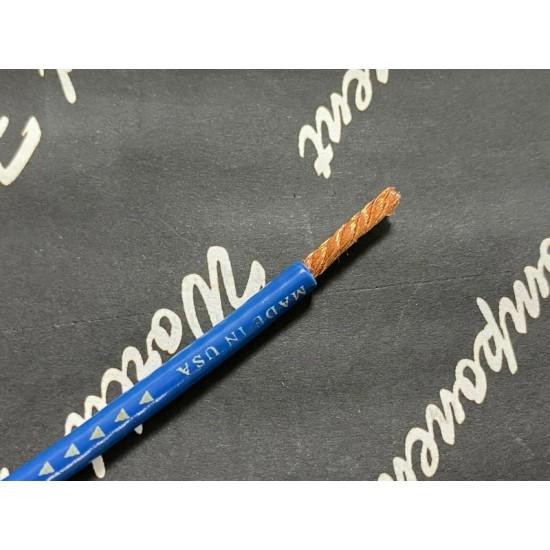 [特價中] 美國CAROL 研製 13AWG 千蕊線 硬皮 單芯多蕊 喇叭線 中低音線 跳線 配線 音響專用 1米1標