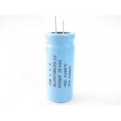 美國CDE立式電解電容器/361R/4700uF/35V/D19L42d7.5(mm)