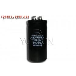美國CDE電解電容 2200uF 400V DCMC222M400BC2B 鎖螺絲型