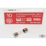 德國ELU保險絲/F/3.15A 5x20(mm)