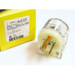 HUBBELL 醫療級插頭 HBL8215CAT (L型)