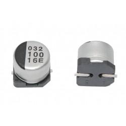日本 NIPPON 立式電解電容 100uF 16V D6.3L5.5(mm) 10pcs/1標