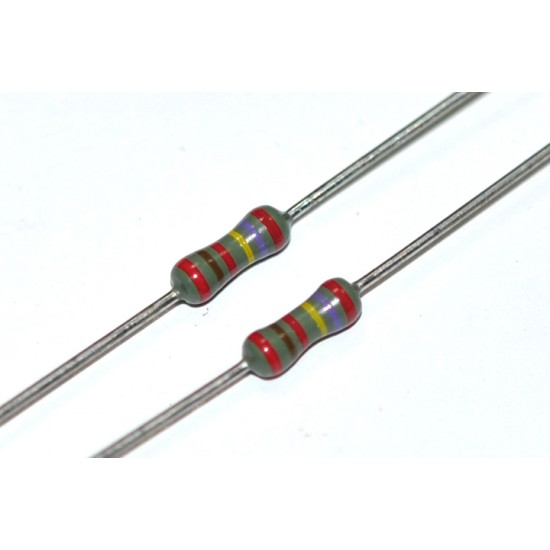 VISHAY BCcomponents 精密電阻 MRS25 12R 0.6W 1% 早期