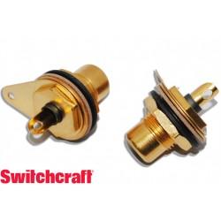 Switchcraft-RCA座(鍍金)