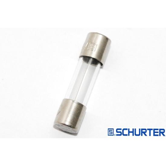 瑞士SCHURTER保險絲/F/1A 5x20(mm)