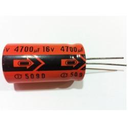 美國SPRAGUE立式電解電容/絕版/4700uF/16V/D22.2L46.4d10(mm)