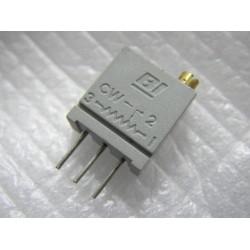Beckman SVR 25轉 100K 可變電阻 半固定電阻 立式上調