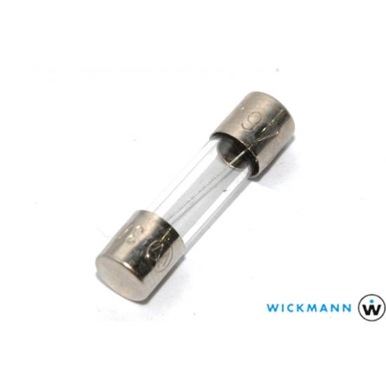 德國 WICKMANN-WERKE GmbH 保險絲 1A  F 快熔 5x20(mm)